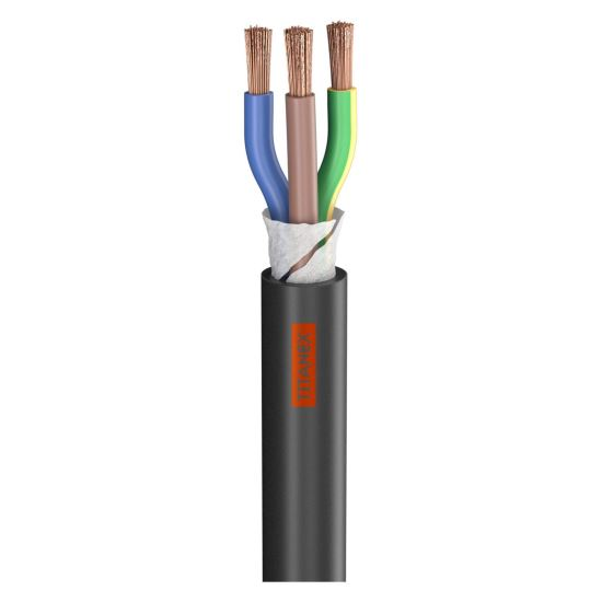 Cablu Electric Titanex Sommer Cable 3 x 2,50 mm²