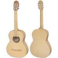 Classical Guitar Hora Eco Silver Maple 4/4