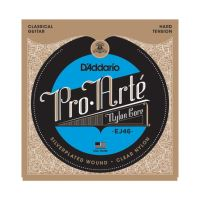 Classical Guitar String D'Addario EJ46 Hard Tension
