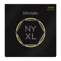 Electric Guitar Strings D'Addario NYXL0946 Super Light Top/Regular Bottom
