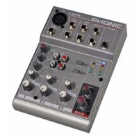Analog Mixer Phonic AM 55