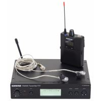 In-Ear Wireless Monitoring System Shure PSM300 Premium - SE215