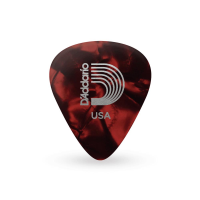 Celuloid Guitar Pick Planet Waves 1CRP6 1.00mm Heavy